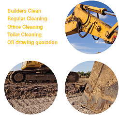 Construction cleaning Birmingham Midlands